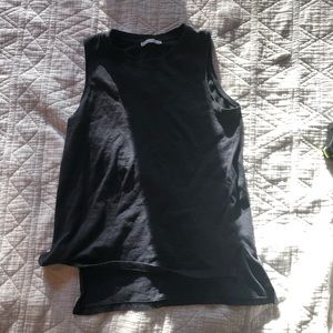 Zara Grey muscle tank